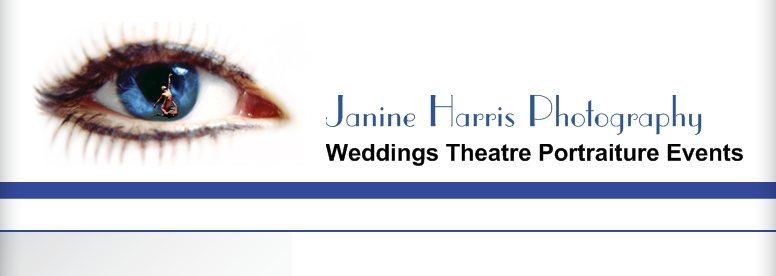 Janine Harris Photography - Weddings Theatre Portraiture Events